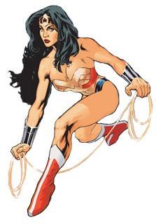 Wonder Woman no seu melhor