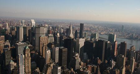 Férias em Nova Iorque (New York para os da casa).