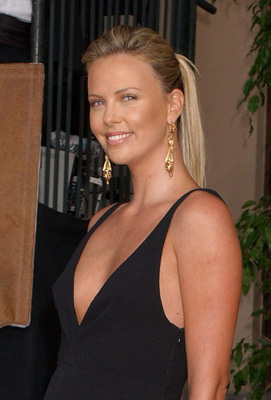 Charlize Theron sexiest woman alive