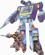 Transformer Soundwave