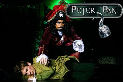 Peter Pan no Teatro Tivoli
