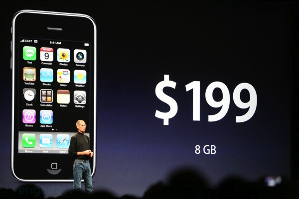 iPhone 3G Preço