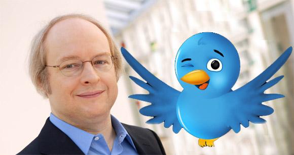 Jakob Nielsen e o Twitter