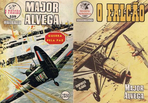 Major Alvega