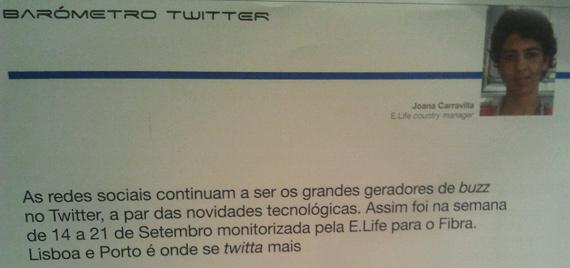 Fibra.pt Barometro Twitter