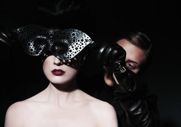 Scarlett Johansson and Dita Von Teese 5a by James White