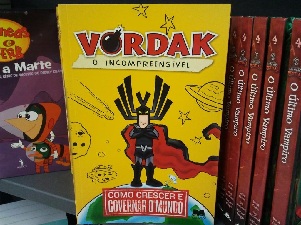 Vordak, O incompreensível