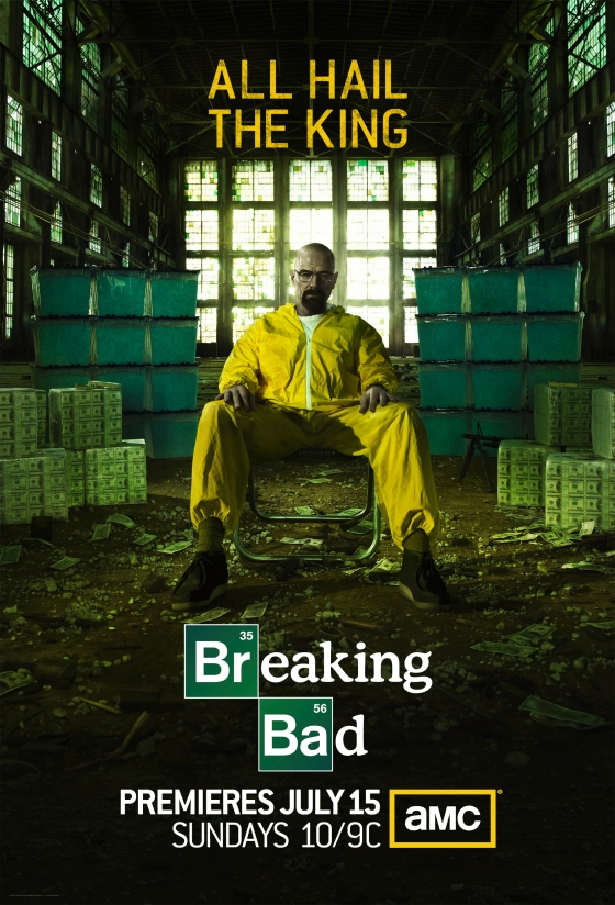Breaking Bad Quinta Temporada