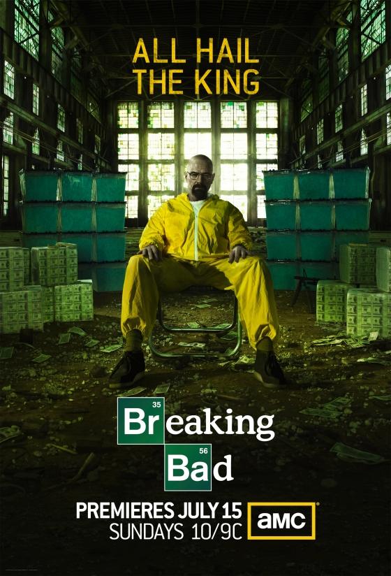 Breaking Bad Quinta Temporada
