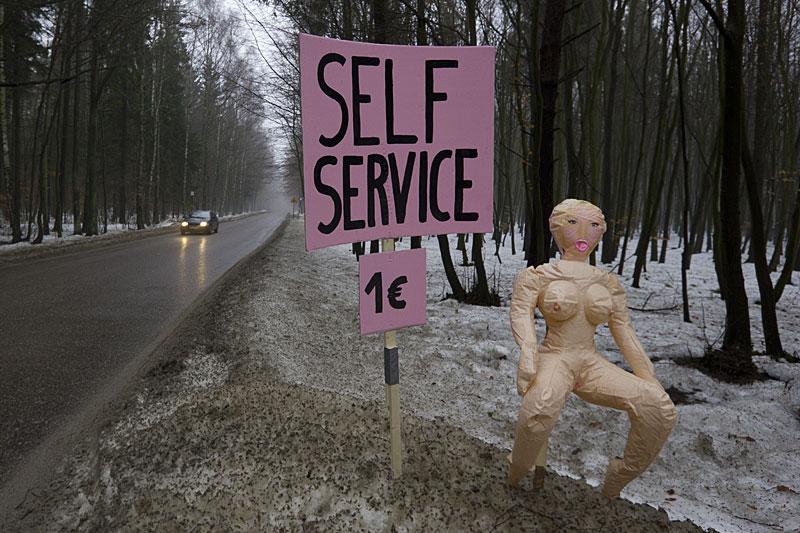 Self Service Sex