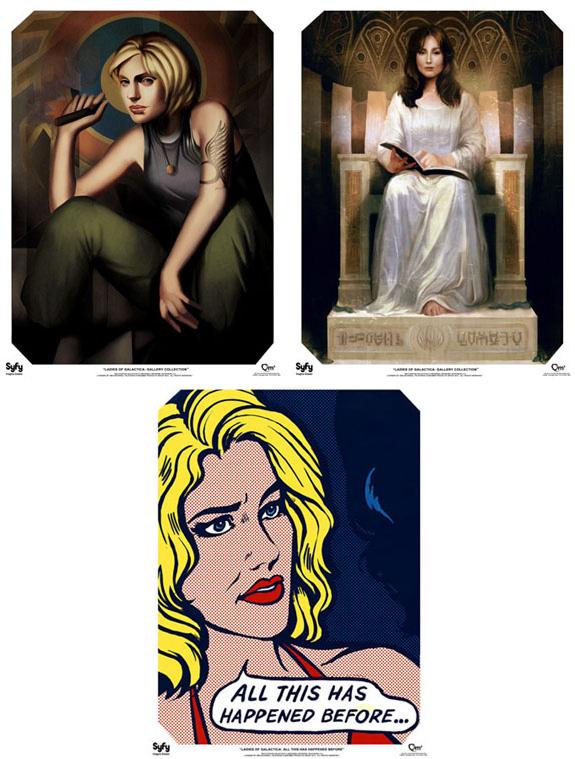 Ladies of Galactica no browserd.com 2