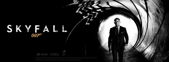 James Bond Skyfall no browserd.com