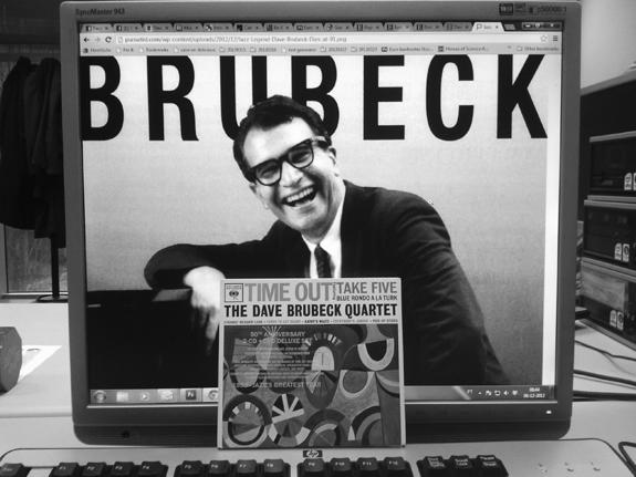 Dave Brubeck morreu ontem com 91 anos