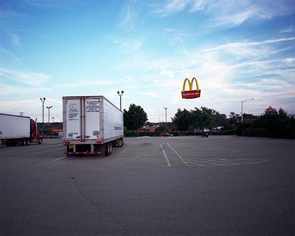 MacDonald's + Truck 2008 by Matt Siber