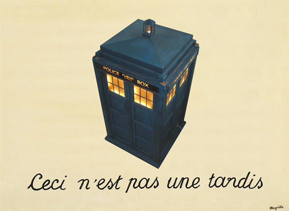 This Is Not A Tardis by Pedro Rebelo