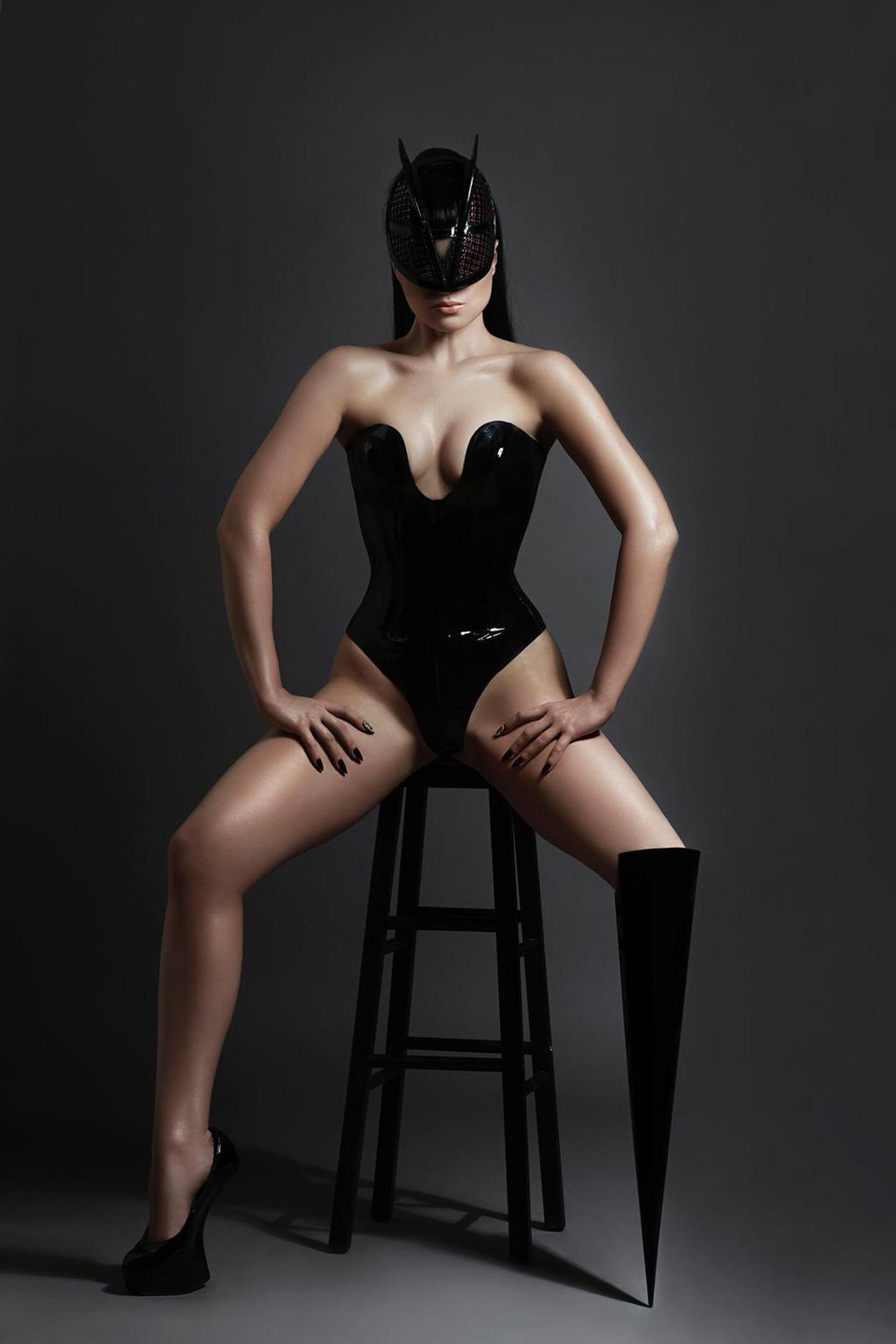 Viktoria Modesta Sexualidade e Cultura Pop