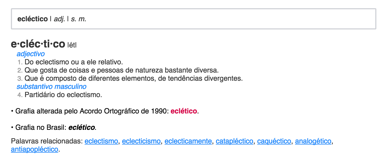 Pedro Rebelo Eclético browserd.com