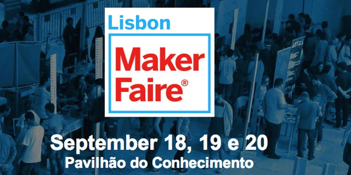 Lisbon Makerfaire 2015