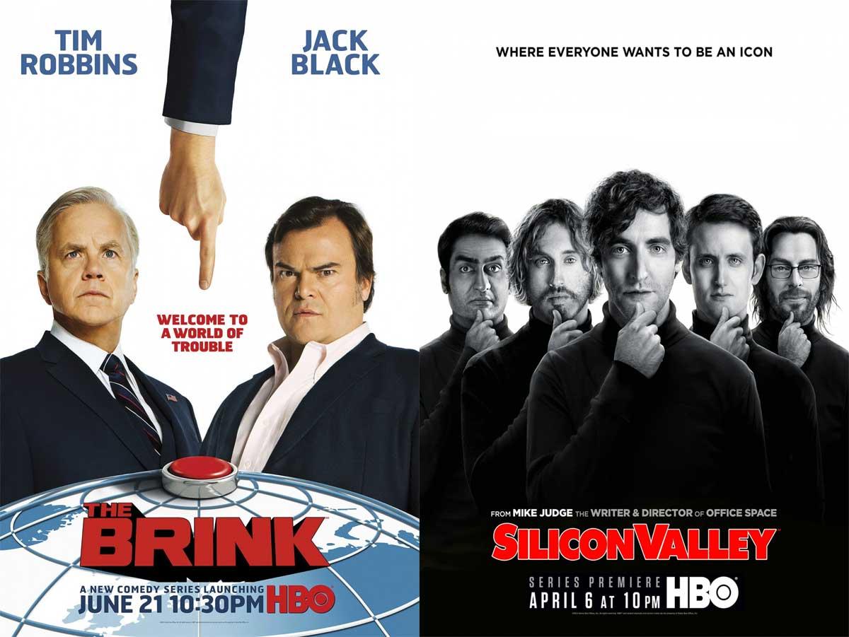 Novas Comedias HBO no TVSeries