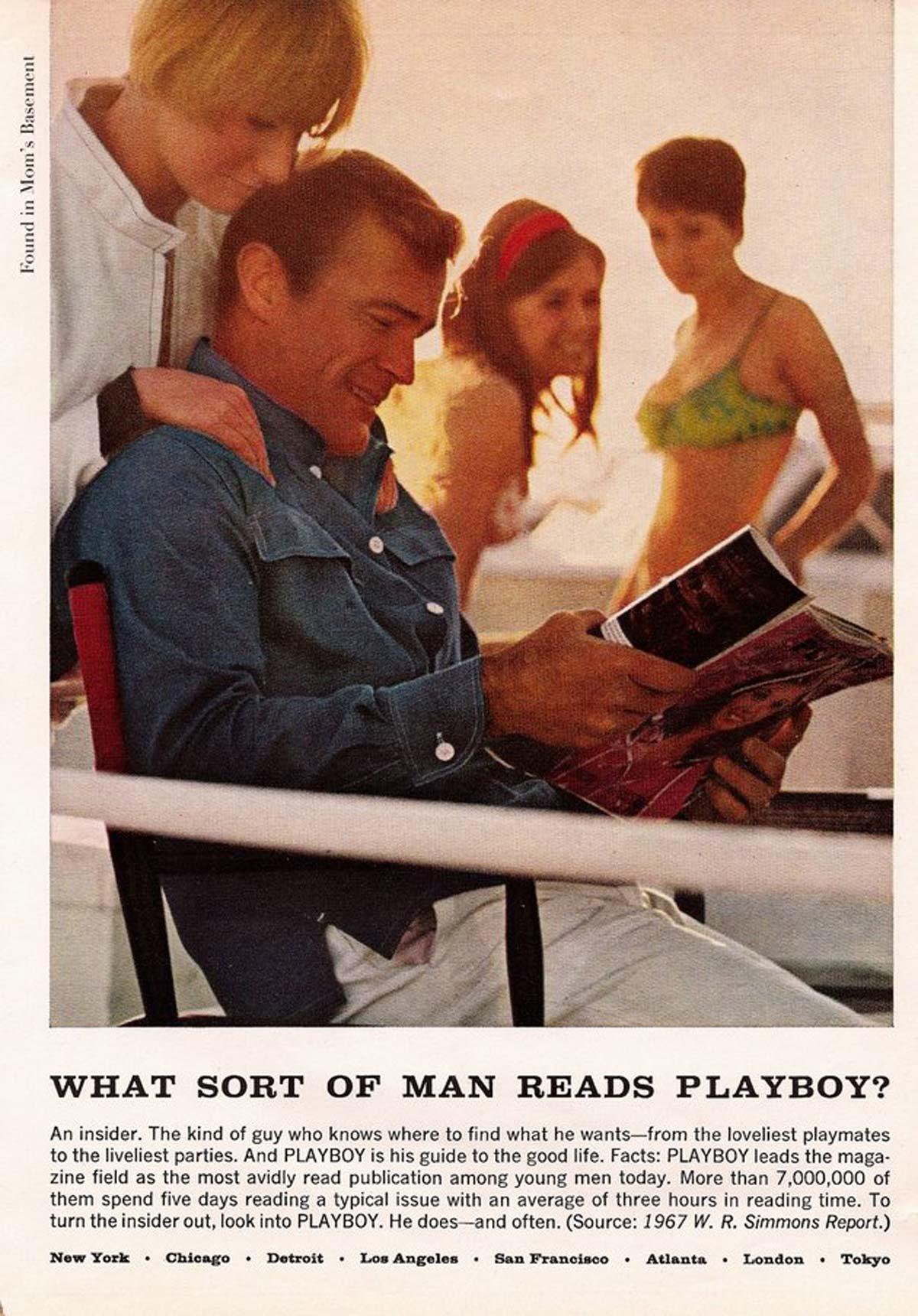 Playboy. Quem lê?