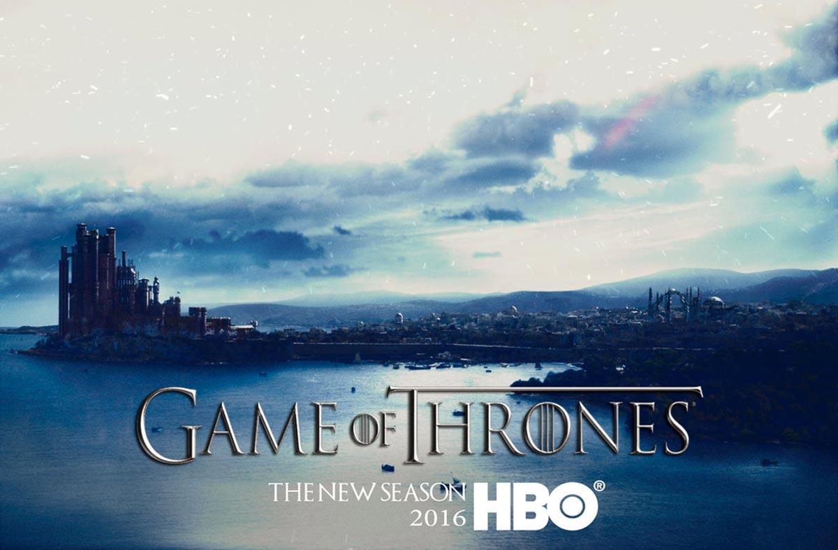 A Guerra dos Tronos 6ª Temporada