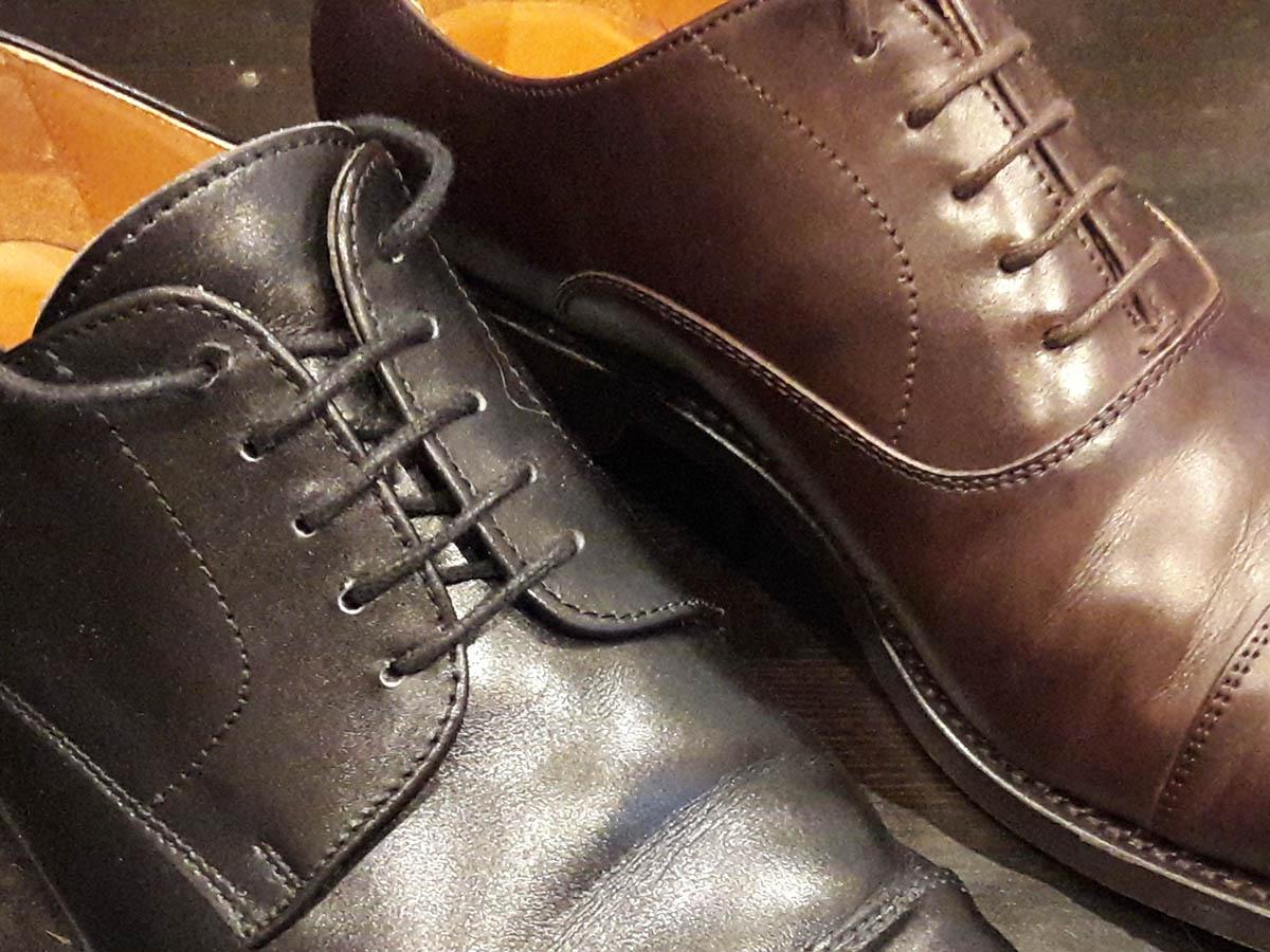 Sapatos de Homem, Berwick, Oxfords e Derbys